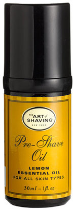 The Art of Shaving Pre-Shave Oil with Lemon Essential Oil