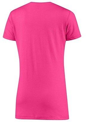 Reebok Pink Ribbon 39 Miles or Bust Short Sleeve