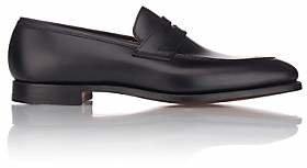 Crockett Jones Crockett & Jones Men's Sydney Penny Loafers - Black,M