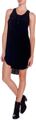 Alexander Wang Tank Dress - Black