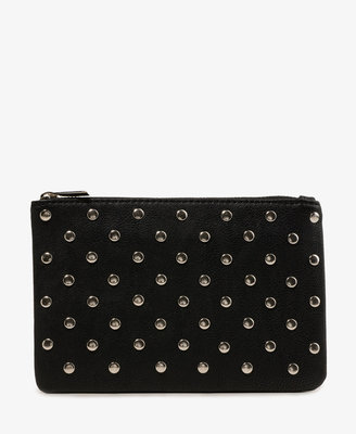 Forever 21 Studded Coin Pouch