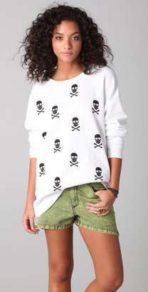 Wildfox Couture Outlaws Daughter Sweatshirt