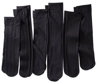 Merona Women's Trouser Socks 6-Pack