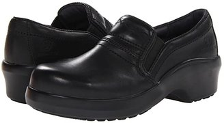 Ariat Expert Safety Clog Composite Toe (Black) Women's Slip on Shoes