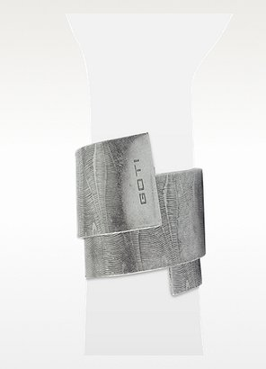 Goti Long Double Hand Cuff Bracelet