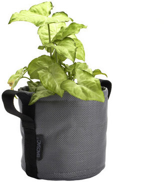 Bacsac Planter 3L Zinc
