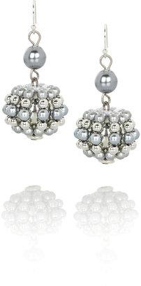 Lee Angel Serena pearl drop earrings