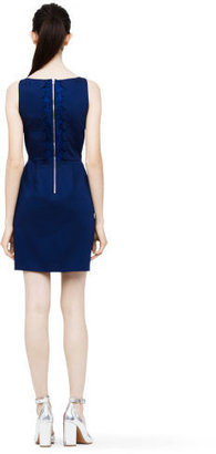Club Monaco Lillian Scallop and Lace Dress