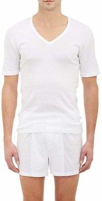 Hanro Men's Pure T-Shirt - White