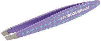 Tweezerman Mini Slant Tweezer Pop Op (Lavender) - Beauty