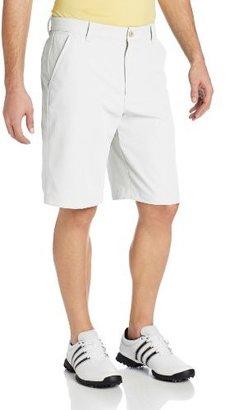 Izod Men's Flat Front Classic Microtwill Solid Golf Short
