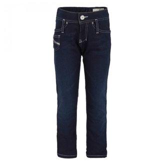 Diesel Matic K Slim Indigo Jeans