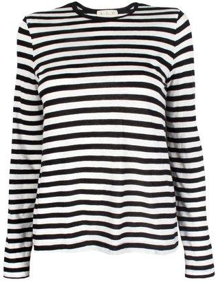 A.L.C. Dawes Long Sleeve Stripe Tee
