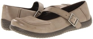 Orthaheel Elisa Casual Flat (Light Grey) - Footwear