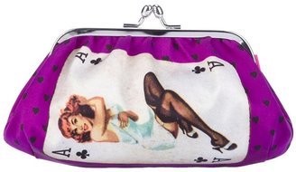 Miss Budd 'pinup Betty' bag
