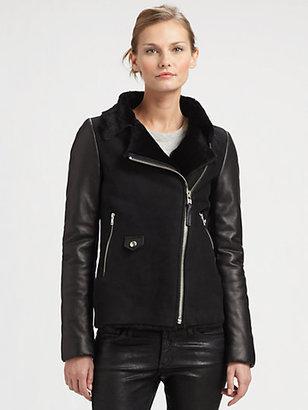 Mackage Shearling Jacket