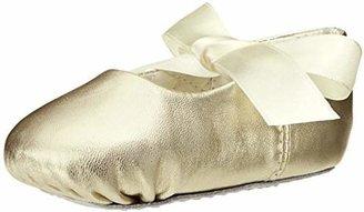 Designer's Touch Baby Deer 5181 Sabrina Metallic Ballet Flat (Infant/Toddler)