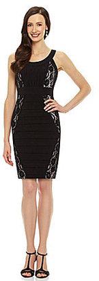 Jax Lace-Insert Dress