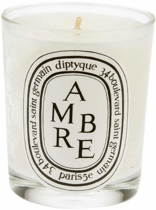 Diptyque 'Ambre' candle
