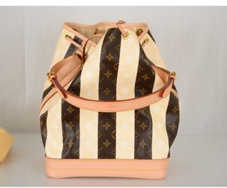 Louis Vuitton pristine (PR Monogram Canvas Noe Rayures GM Bag, 2012 Cruise Collection Limited Production