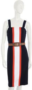 Diane von Furstenberg Porta Dress - Navy