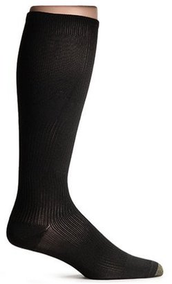Gold Toe Men's Support Over the Calf Dress Sock