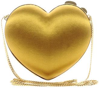 Love Moschino Heart Clutch Bag