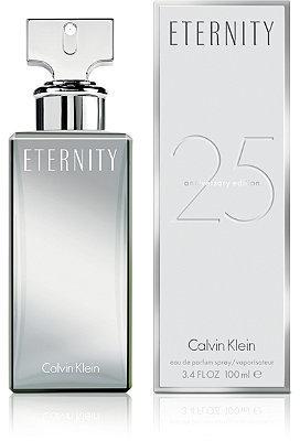 Calvin Klein 25th Anniversary Eternity Women Eau de Parfum Spray