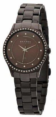 Skagen Women's 347SDXD Black Label