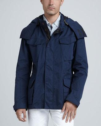 Rag and Bone Rag & Bone Suspension Hooded Jacket