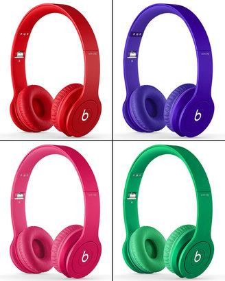 Dr. μ Beats By Dr. Dre Monochromatic Beats On-Ear Headphones