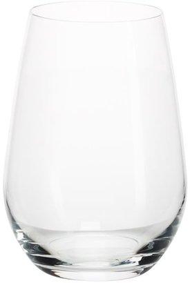 Pottery Barn Schott Zwiesel Classico Stemless Wine Glasses