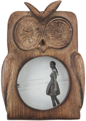 Urban Outfitters Wooden Owl Frame