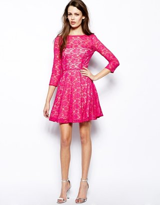French Connection Iris Lace Dress