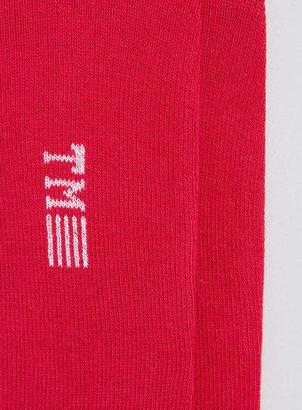 Topman Red Liner Socks