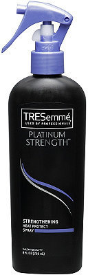 Tresemme Platinum Strength Strengthening Heat Protect Spray