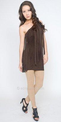 eDressMe Fringe One-shoulder Party Dresses