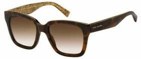 Marc Jacobs 229-S 52mm Square Sunglasses