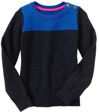 Gap Colorblock sweater