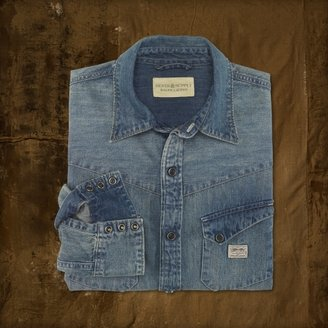 Denim & Supply Ralph Lauren Slant-Pocket Western Shirt