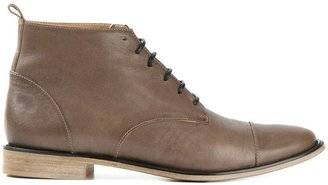Neri Firenze lace-up boots