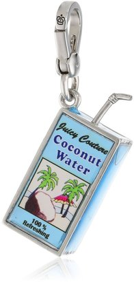 Juicy Couture Jewelry Spring Delivery 3 Charm Necklaces Coconut Water Charm Necklace 12.7