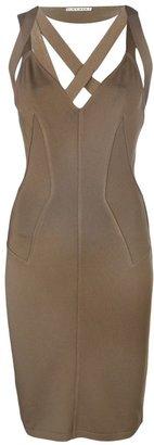Alaia Vintage bodycon mini dress