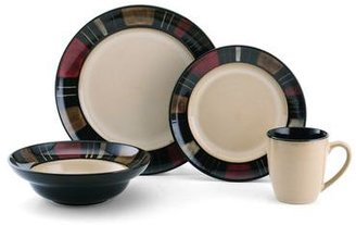 Waverly M by Mikasa Dinnerware Set, 16 Pc., Service for 4