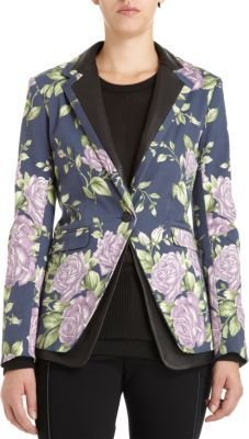 Rag and Bone Rag & Bone Hyde Floral Jacket