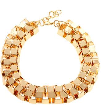 Asos Premium Link Necklace - Gold