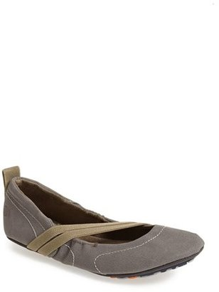 Women's Acorn 'Via Wrap' Flat $59.95 thestylecure.com
