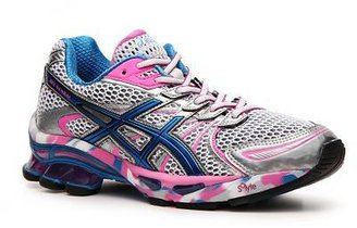 Asics GEL-Sendai Performance Running Shoe - Womens