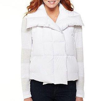 Liz Claiborne Mock-Neck Vest
