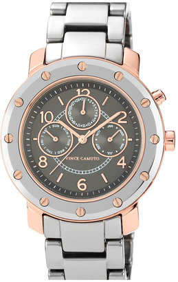 Vince Camuto Titanium Ceramic Bracelet Watch, 42mm